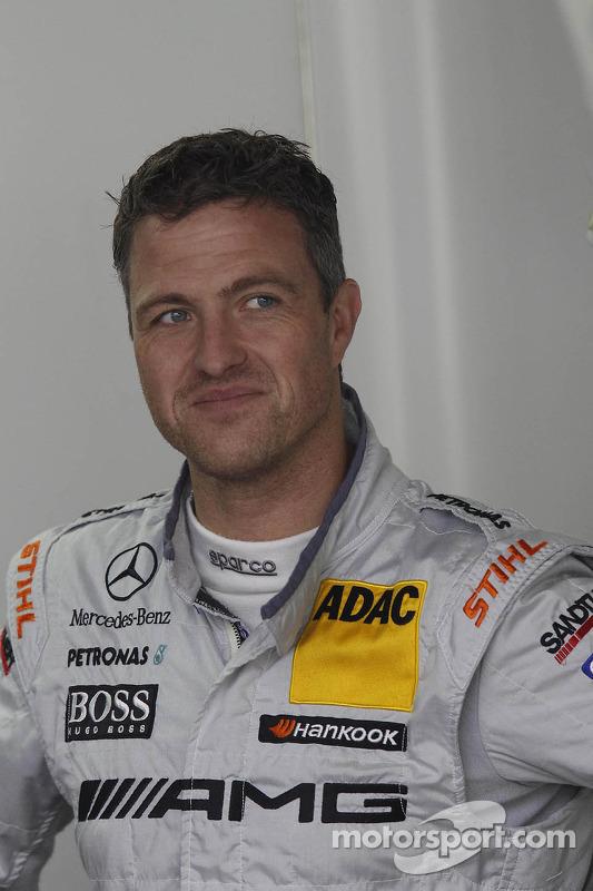 Ralf Schumacher, Team HWA, AMG Mercedes