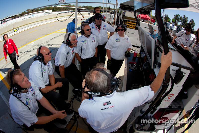 Alex Job Racing teamleden