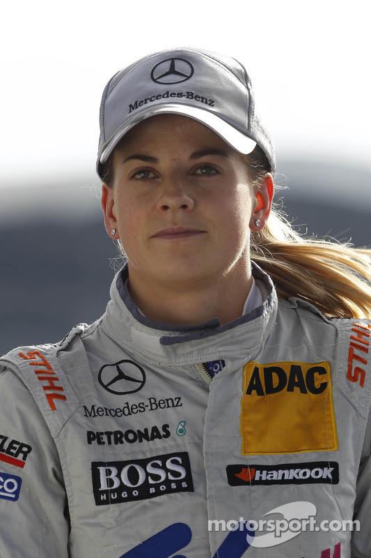 Сюзі Вольфф, Persson Motorsport, AMG Mercedes C-Coupe