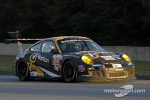 "#24 Competition Motorsports Porsche 911 GT3 Cup: David ""CJ"" Calvert-Jones"