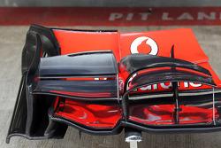 McLaren voorvleugel