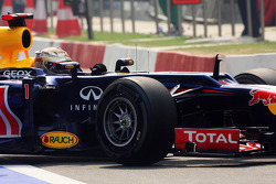 Sebastian Vettel, Red Bull Racing RB8