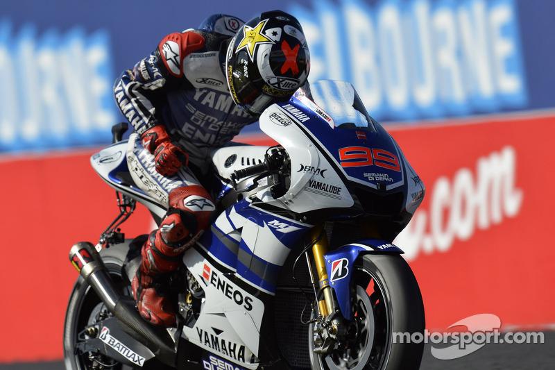 2012 - Jorge Lorenzo, Yamaha Factory Racing