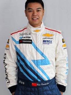 Eric Kwong, Chevrolet Cruze