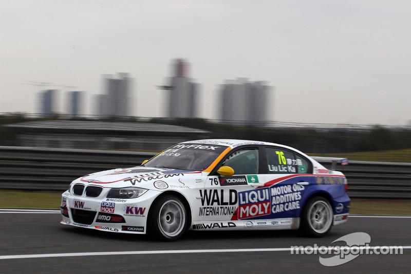 Liu Lic Ka, BMW 320si, Liqui Moly Team Engstler