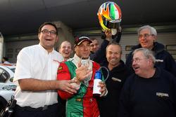 Stefano D'Aste, BMW 320 TC, Wiechers-Sport 1st position Yokohama Trophy