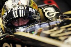 Davide Valsecchi, Lotus F1 testrijder