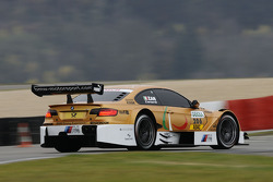 Alex Zanardi BMW test