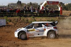 Hans Weijs Jr. and Bjorn Degandt, Citroën DS3 WRC