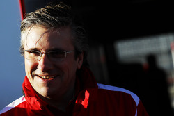 Pat Fry, Ferrari Deputy Technical Director and Head of Race Engineering