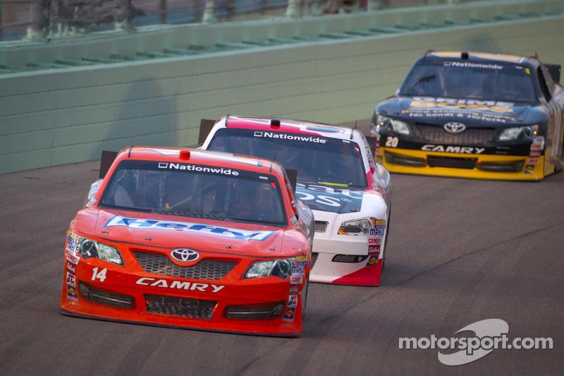 Eric McClure, TriStar Motorsport Toyota