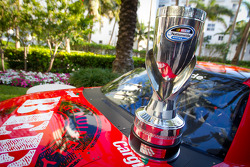 NASCAR Nationwide Series champion driver trophy