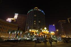 Macau Atmosphere