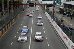 Franz Engstler, BMW 320 TC,  Liqui Moly Team Engstler and Tom Coronel, BMW 320 TC, ROAL Motorsport