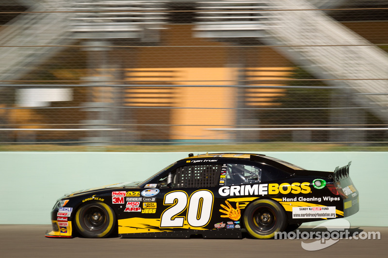Ryan Truex, Joe Gibbs Racing Toyota