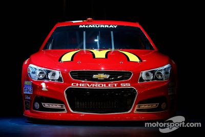 2013 Chevrolet SS Cup car onthulling