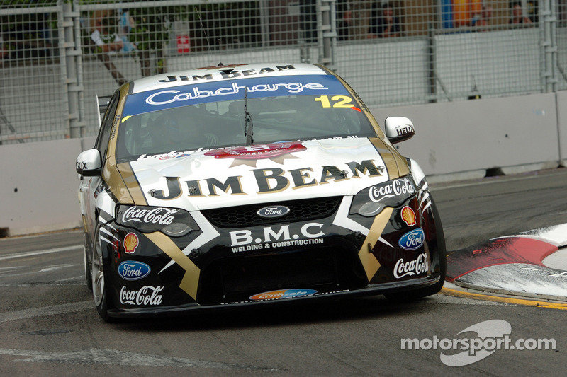 Dean Fiore, Jim Beam Racing