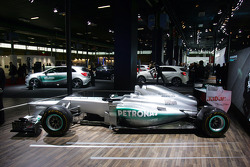 stand Merceds , Mercedes AMG Petronas F1 Team