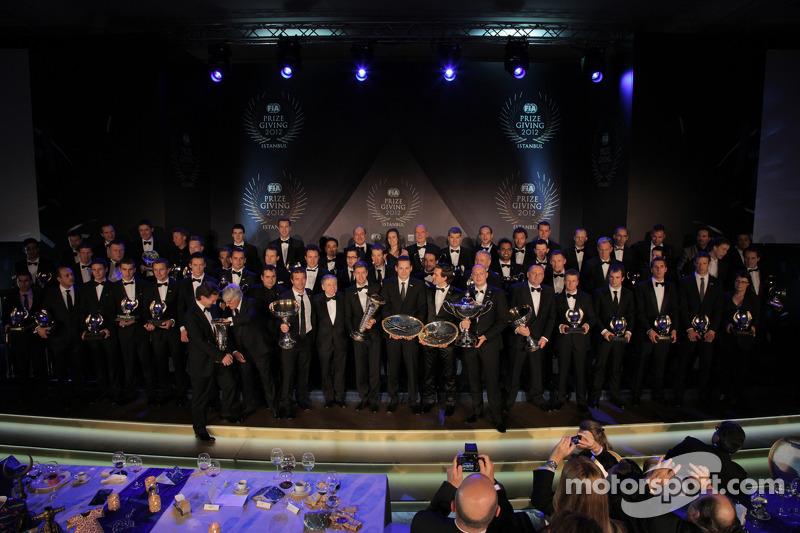 Церемония награждения FIA, Стамбул, Турция, Особое мероприятие.