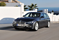 The BMW 3-series touring