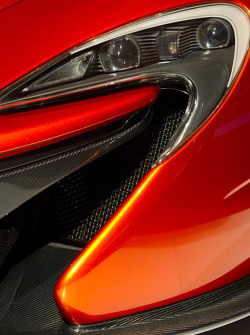 McLaren P1 headlight