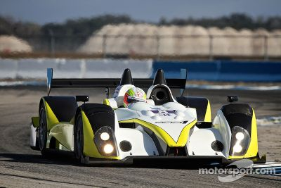 BAR1 Motorsports LMPC testing