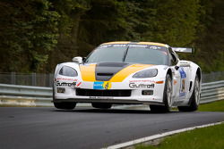 #84 Callaway Corvette C6: Tobias Guttroff, Joachim Kiesch
