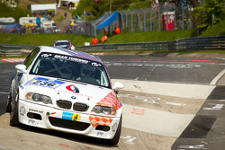 #236 BMW M3: David Ackermann, Jens Riemer, Andrei Sidorenko