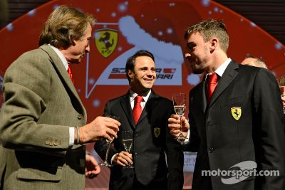 Christmas with the Ferrari family