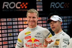 David Coulthard en Andy Priaulx