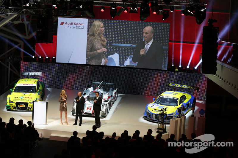 Dr. Wolfgang Ullrich, head of Audi Sport