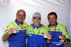 Minardi feiert den 250. Grand Prix der Teamgeschichte