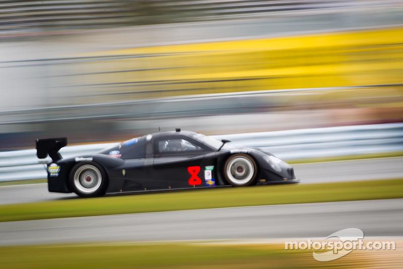 #8 Starworks Motorsport Ford Riley: Alex Tagliani, Jan Charouz, Brendon Hartley, Scott Mayer, Ivan B