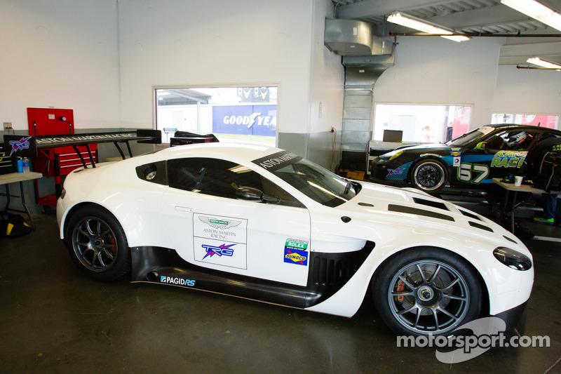 TRG Aston Martin