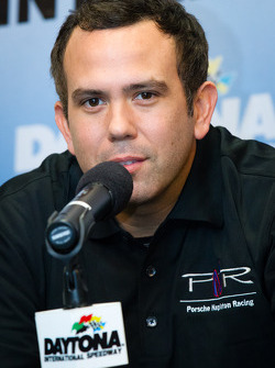 Napleton Racing press conference: Nelson Canache