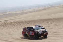 #351 Toyota: Pascal Feryn, Tom de Leeuw