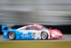 #02 Chip Ganassi Racing met Felix Sabates BMW Riley: Scott Dixon, Dario Franchitti, Joey Hand, Jamie McMurray