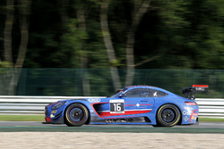 #16 Black Falcon Mercedes-AMG GT3: Олівер Морлі, Мігель Торіл, Максімільян Гьоц, Марвін Кірхгофер