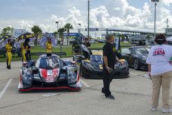 #75 FP1B Ligier LMP3, Charles Wicht, Charles Wicht Racing, #230 FP1 Corvette Daytona Prototype, William Hubbell, Alex Popow, Hubbell Racing