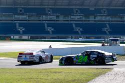 Guillaume Dumarey, PK Carsport, Chevrolet dreht Maciej Dreszer, DF1 Racing, Chevrolet