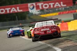 #22 Motul Team RJN Motorsport Nissan GT-R Nismo GT3: Matt Simmons, Matthew Parry, Struan Moore