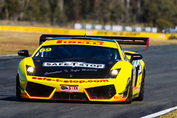 #69 Safe-T-Stop Lamborghini Gallardo: Richard Gartner