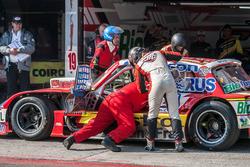 Juan Pablo Gianini, Marcelo Agrelo, Kevin Candela, JPG Racing Ford