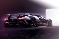 Креслення McLaren P15