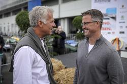 Christian Danner und Ralf Schumacher