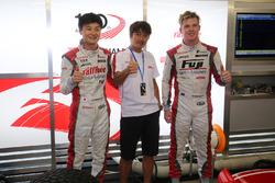 Nick Cassidy, Kondo Racing, Kenta Yamashita, Kondo Racing, Masahiko Kondo