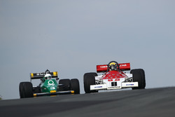 Philip Hall, Theodore TR1, Ian Simmonds, Tyrrell 012