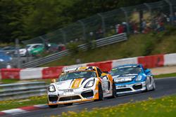 Adam Osieka, Fabian Schiller, Porsche Cayman GT4 Clubsport