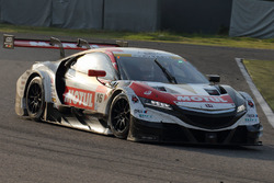 #16 Team Mugen Honda NSX-GT: Хидеки Муто, Дайсуке Накаджима, Дженсон Баттон