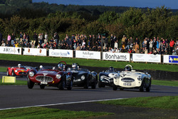 Freddie March Memorial Trophy: Austin Healey Karsten Le Blanc